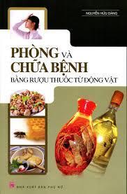Phòng và chữa bệnh bằng rượu thuốc từ động vật - Nguyễn Hữu Đảng