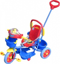 Xe đẩy trẻ em 3 bánh family 955