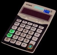Máy tính Casio AX120S (AX-120S)
