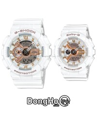 Đồng hồ đôi Casio G-Shock LOV-15A-7ADR