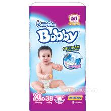Tã - bỉm dán Bobby Fresh XL38