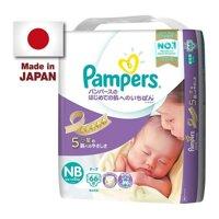 Tã-bỉm dán cao cấp Nhật Bản Pampers NB66