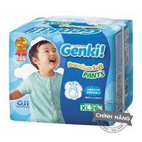 Tã-bỉm quần Genki XL26