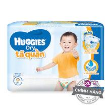Tã-bỉm quần Huggies Dry Jumbo XL32