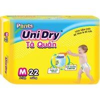 Tã - bỉm quần UniDry M22