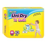 Tã - bỉm quần UniDry M42