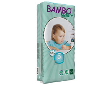 Tã dán Bambo Nature Junior 5 XL54