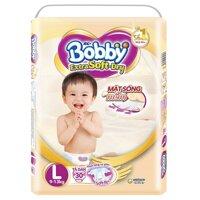 Tã dán Bobby Extra Soft Dry L - 30 miếng