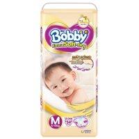 Tã dán Bobby Extra Soft Dry size M - 34 miếng