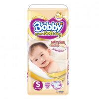 Tã dán Bobby Extra Soft Dry size S - 40 miếng
