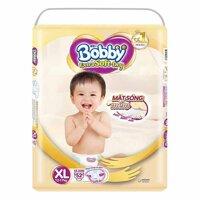 Tã dán Bobby Extra Soft Dry size XL - 52 miếng