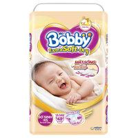 Tã dán Bobby Extra Soft Dry size XS - 48 miếng