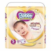 Tã dán Bobby Extra Soft Dry size S - 74 miếng