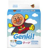 Tã dán Genki Newborn 90 - 90 miếng (dành cho trẻ sơ sinh)