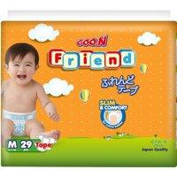 Tã dán Goo.n Friend size M 29 miếng (trẻ từ 5 - 10kg)