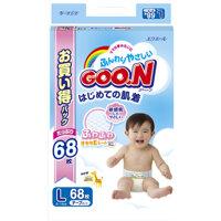 Tã dán Goo.n L68 (dành cho trẻ từ 9-14kg)