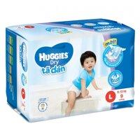 Tã dán Huggies Dry Small size L9 miếng (8-13kg)