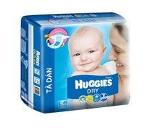 Tã dán Huggies size L68 miếng (trẻ từ 8 - 13 kg)