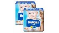 Tã dán Huggies size M 22 miếng (trẻ từ 5 - 10kg)