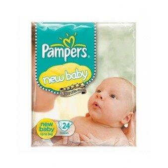 Tã dán Pampers New baby 24 miếng (trẻ từ 0 - 5kg)