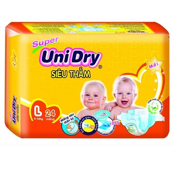 Tã dán UniDry L24