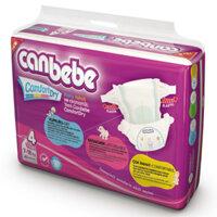 Tã giấy Canbebe Dry Midi L40 - 7-18kg