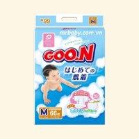 Tã giấy Goo.n M66 (dành cho trẻ từ 9-11kg)