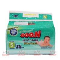 Tã Goon cho bé S36 (dành cho trẻ từ 4-8kg)