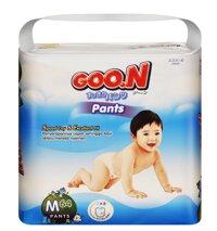 Tã quần Goo.n size M 64 miếng (trẻ từ 6 - 11kg)