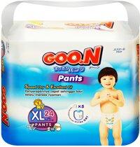 Tã quần Goo.n size XL 24 miếng (trẻ từ 12 - 20kg)
