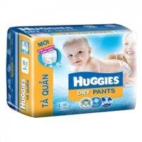 Tã quần Huggies size S 26 miếng (trẻ từ 4 - 8kg)