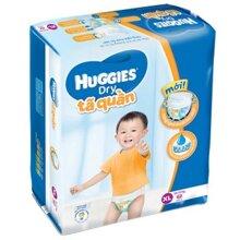 Tã quần Huggies size XL62 miếng (trẻ từ 12 - 17kg)