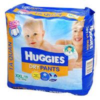 Tã quần Huggies size XXL 16 miếng (trẻ từ 15 - 25kg)