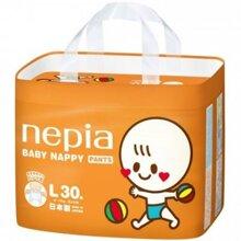 Tã quần Nepia L30 (dành cho trẻ từ 9-14kg)