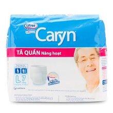 Tã quần người lớn năng hoạt Caryn L7