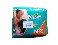 Tã quần Pampers size M 20 miếng (trẻ từ 6 - 11kg)