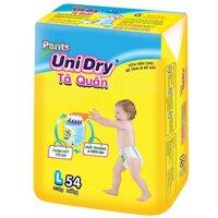 Tã quần Unidry L (54 miếng)