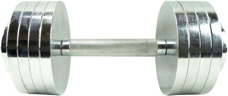 Tạ tay Inox XD-051, 2kg
