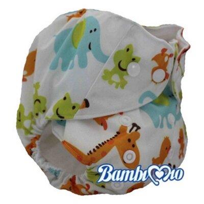 Tã vải Animal Bambi Mio (3 - 16kg)