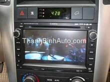 GPS DVD cho Captiva - DVD Caska 5028G