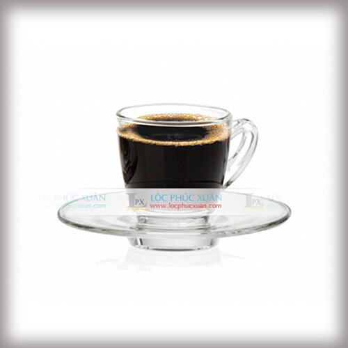Tách Kenya espresso cup & saucer 70ml