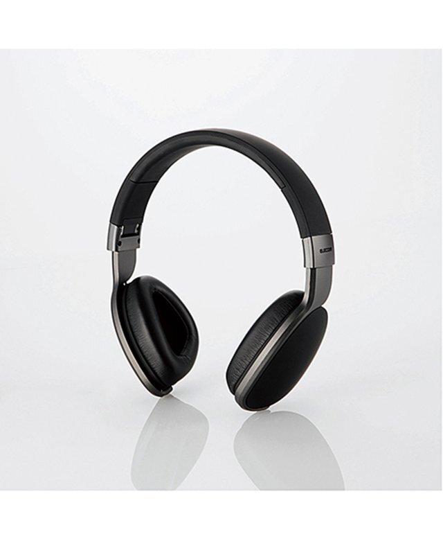 Tai nghe Bluetooth Elecom choàng đầu LBT-OH100BK