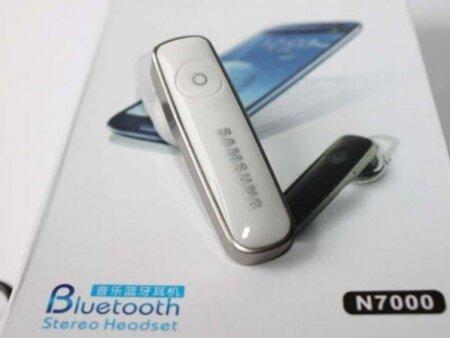 Tai nghe Bluetooth Samsung N7000