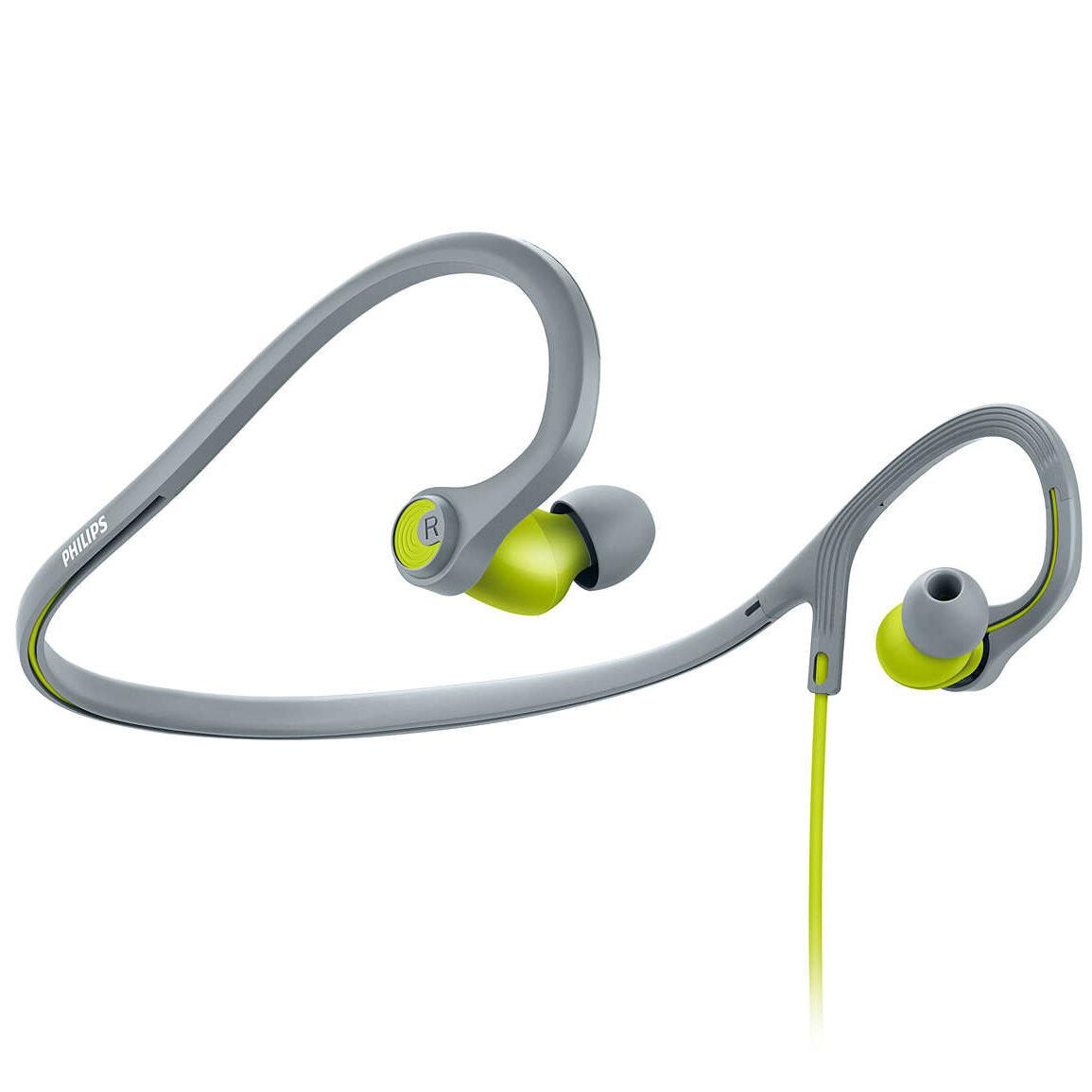 Tai nghe choàng đầu thể thao Philips SHQ4300 - (SHQ4300LF)