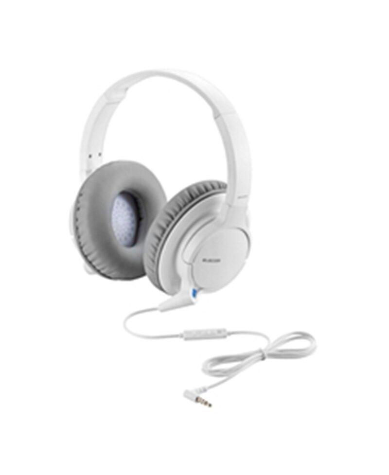 Tai nghe Elecom choàng đầu có mic EHP-OS100WH