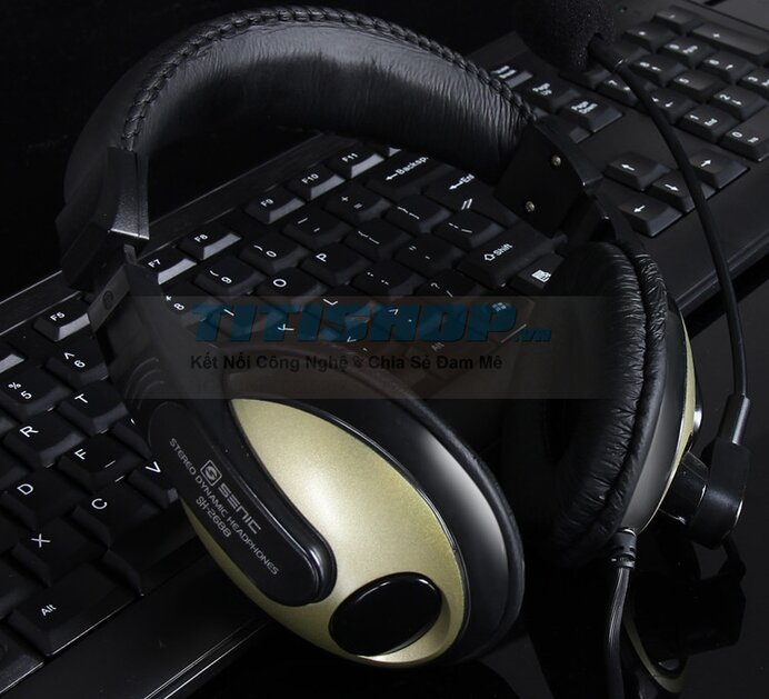 Tai nghe Headphone Bass Bis Somic