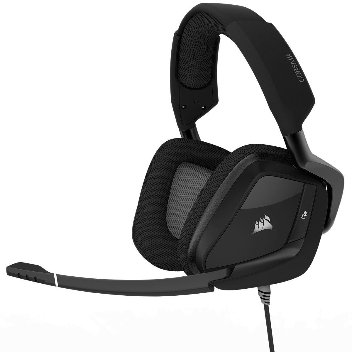 Tai nghe - Headphone Corsair Void Pro RGB USB
