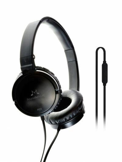 Tai nghe - Headphone SoundMAGIC P21S