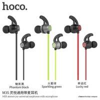 Tai nghe nhét tai Hoco M35