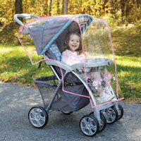 Tấm che xe đẩy bé gái Safety 1st TS277